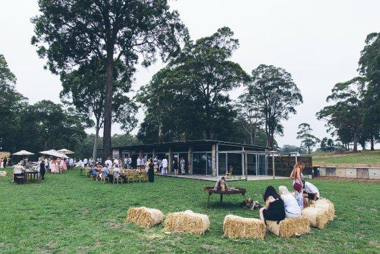 Vincentia, Australia: On-site venue