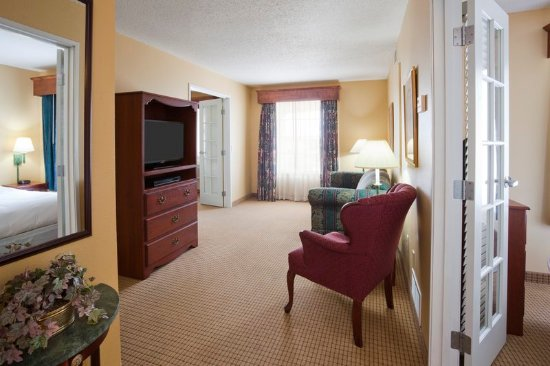 GrandStay Residential Suites Hotel Madison: Suite