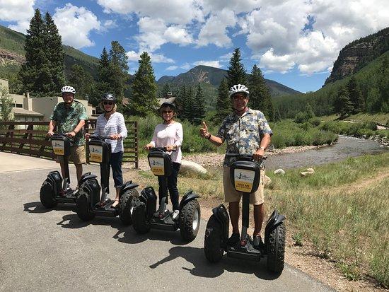 Sage Outdoor Adventures Segway Tours: On Gore Creek