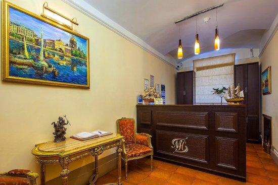 Nevsky Breeze Hotel: Nevsky Grand Hotel Suite Room