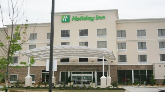 Holiday Inn Guin/Marion County located right off I-22 at Exit 26