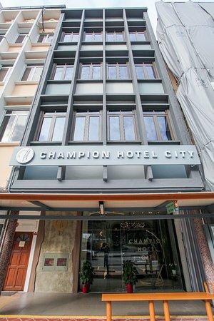 Champion Hotel City Singapore Tripadvisor