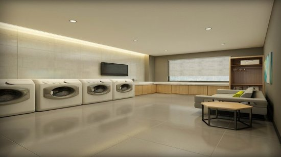 Bengbu, China: Laundry Facility