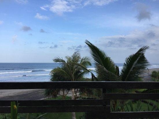 WakaGangga: View from Restaurant