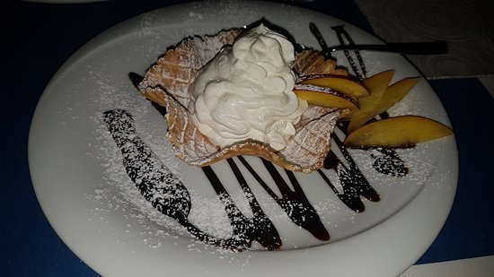 Sant'Agata Feltria, Italia: Grillbuffett