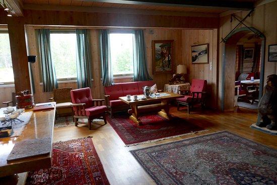 Skabu, Norwegen: Ruten Fjellstue