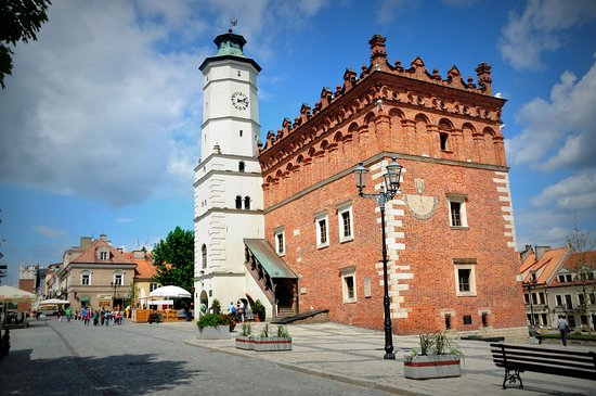 Town Hall Sandomierz