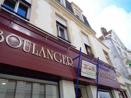 Boulangerie Pâtisserie Bucamp : Aussenansicht