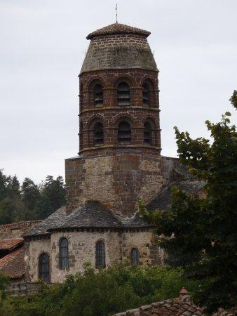 Abbaye de Lavaudieu