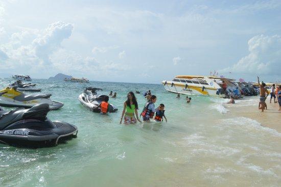 Провинция Пханг-Нга, Таиланд: At Khai Nai Island