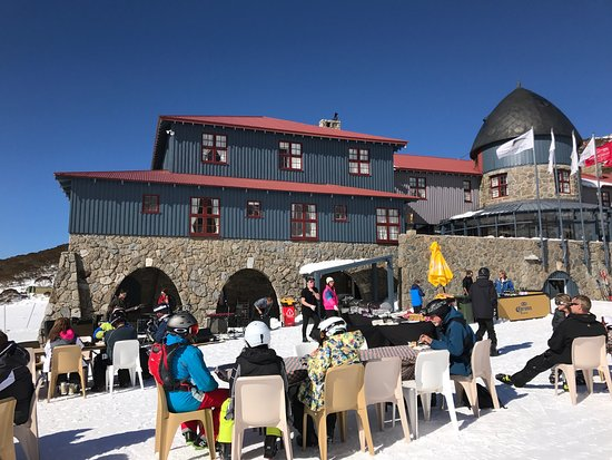 Perisher Valley, Australia: Charlotte Pass Guest Services Office