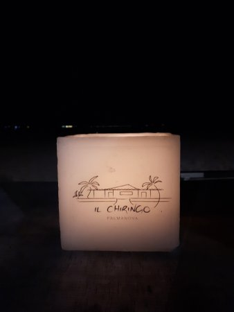 Il Chiringo: Anochecer