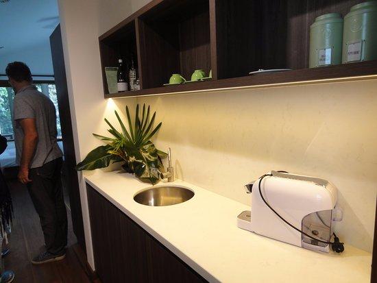 Daintree EcoLodge & Spa: Petite cuisine