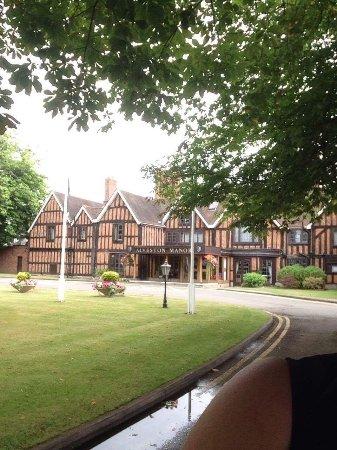 Macdonald Alveston Manor Hotel: received_821546798021057_large.jpg