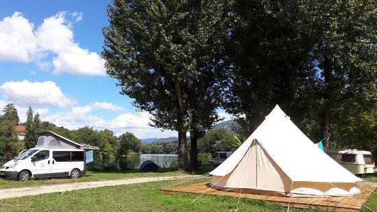 Kanoti - Camping et Base Nautique du Haut Rhône Sauvage
