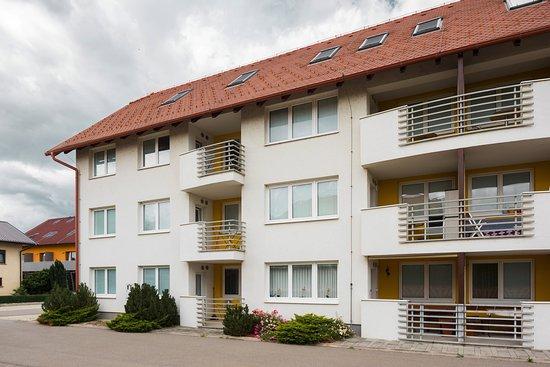 Entrance - Picture of Apartments Moravske Toplice - Tripadvisor