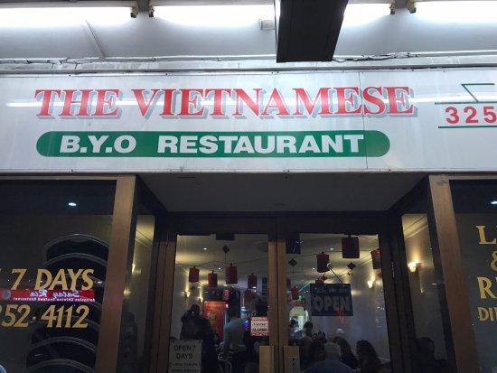 restaurant name picture of the vietnamese brisbane. Black Bedroom Furniture Sets. Home Design Ideas