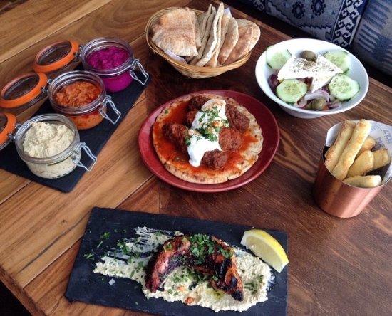 Mezze Restaurant Glasgow