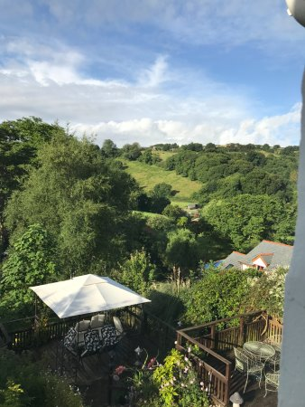 Langleigh Guest House: View from my room