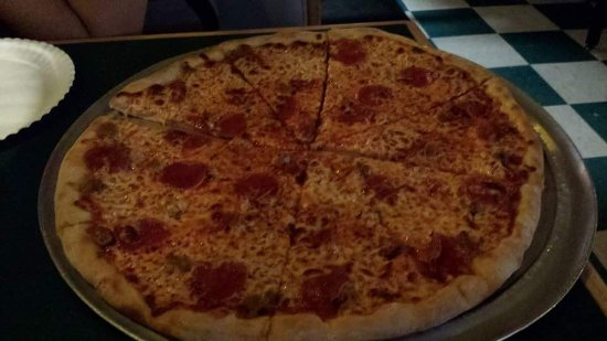 Edinburg, TX: Large pepperoni