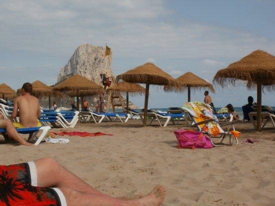 Playa del Arenal Bol