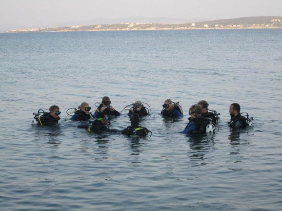 Cesme, Turkey: Kocluoglu Diving Center