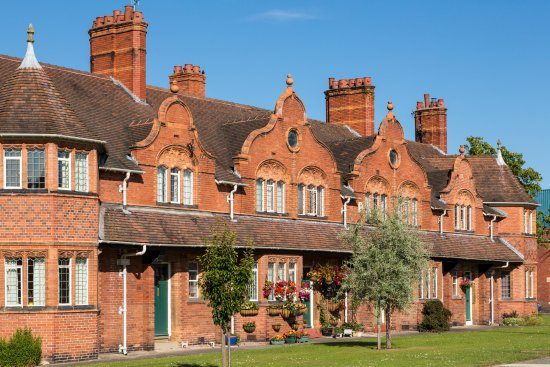 Port Sunlight, UK: Pick up a trail map to help you explore the village, with over 900 listed buildings.