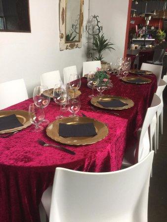 Fonsorbes, Fransa: Salle de réception et de restaurant