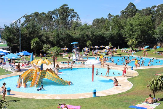 Fafe, Portugal: Complexo Piscinas Aquaplay