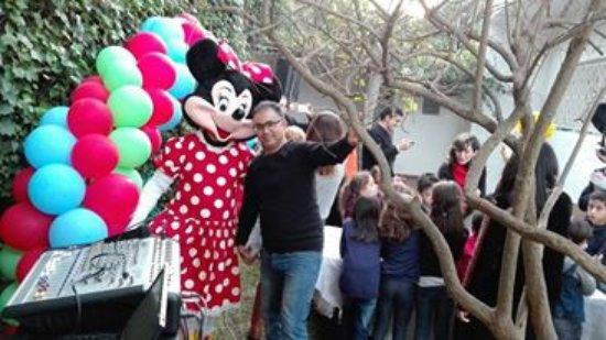 Wavre, Belgium: animation des anniversaires a casablanca
