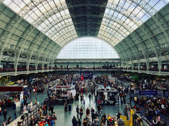 Ideal Home Show At Christmas Olympia London London Traveller Reviews Tripadvisor