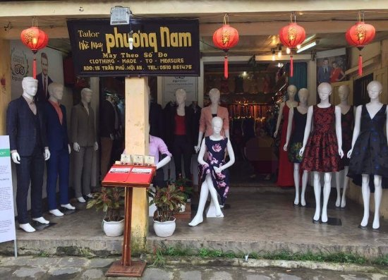 Tailor Phuong Nam appearance