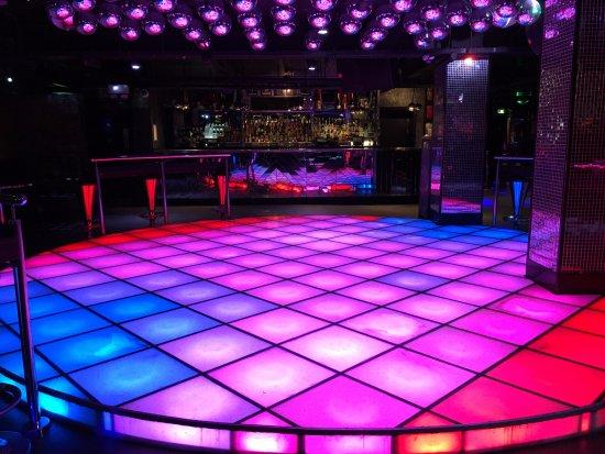 Groovy Wonderland Dancefloor Picture Of The Loop Bar