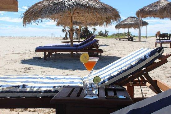 Kimony Resort : Services de plage exceptionnels