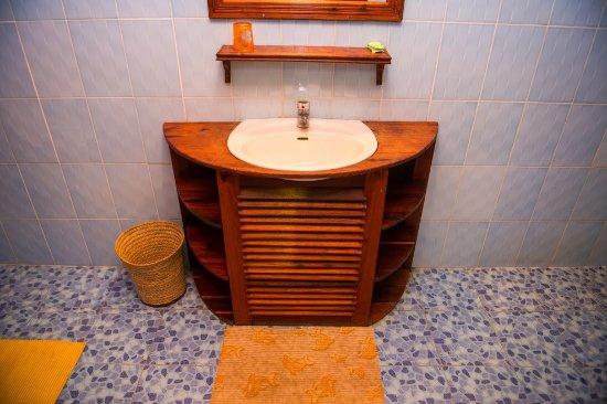 Kimony Resort : Salle de bains Kimony Plage
