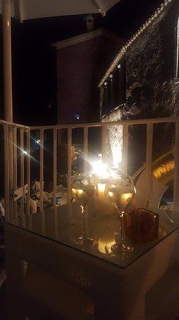 Valentino Cocktail & Champagene Bar: terrace