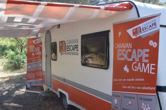 Saint-Martin-d'Heres, France: Caravan Escape
