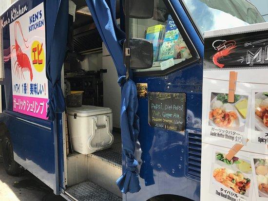 Aloha Table Ken 39 S Kitchen Food Truck