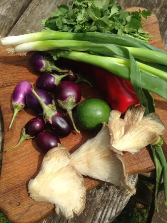 Brighton and Hove, UK: Fresh ingredients every time