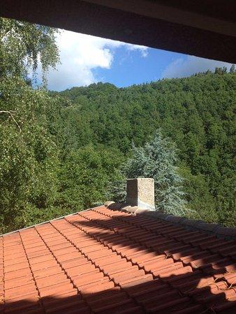 La Haute Grange: View from Badiane