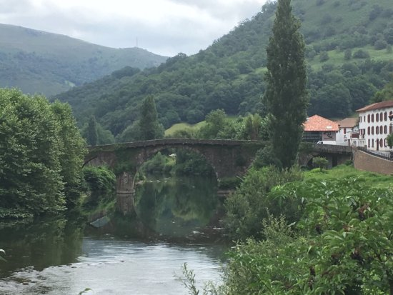 Bidarray, France: Pont Nobilia