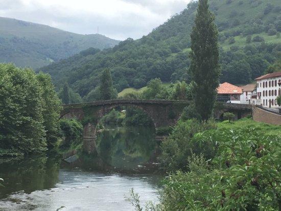 Bidarray, فرنسا: Pont Nobilia