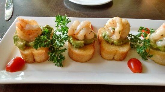 Waupaca, WI: Shrimp heaven