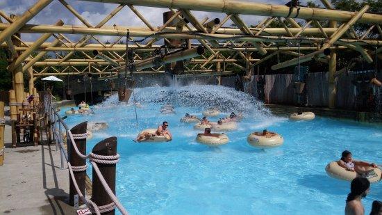 Calypso Water Park張圖片