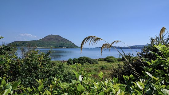 Caledonian MacBrayne - Day Trips to Arran & Argyll: The Holy Isle - Lamlash