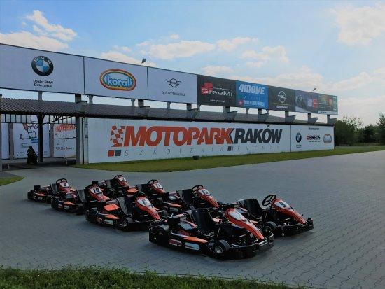 Moto Park Krakow