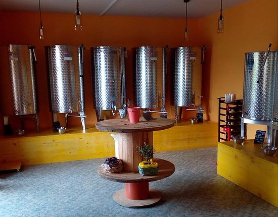 Asciano, อิตาลี: Interno del locale
