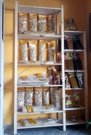 La Cantinetta di Nonno Massi: L'angolo della pasta, l'ho trovata anche aromatizzata!