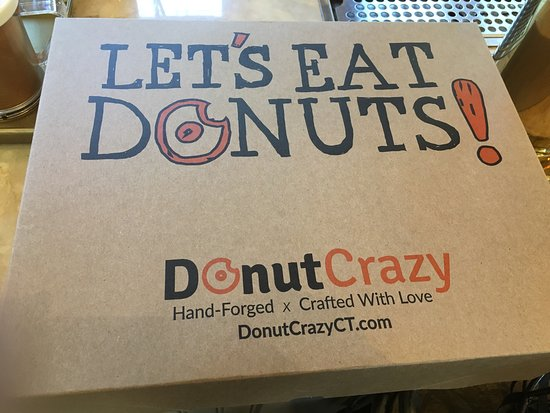 Stratford, CT: New location. Same great donuts. And chocolate Milk on TAP!!! Keep it up.