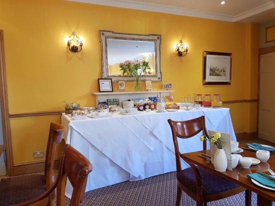 Dukes Hotel: Frühstück
